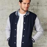 Varsity Jacket bicolor