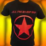 Tee shirt hip hop