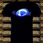 T-shirt Exil Radio noir